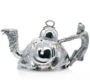 teiera in argento usato